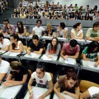 Università, iscritti in aumento stop alla fuga verso il Nord