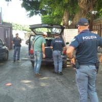 Palermo, i controlli all'ingresso del porto paralizzano via Crispi
