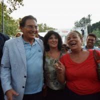 Festa dell'Unità, Crocetta annuncia la sua ricandidatura ma Raciti frena