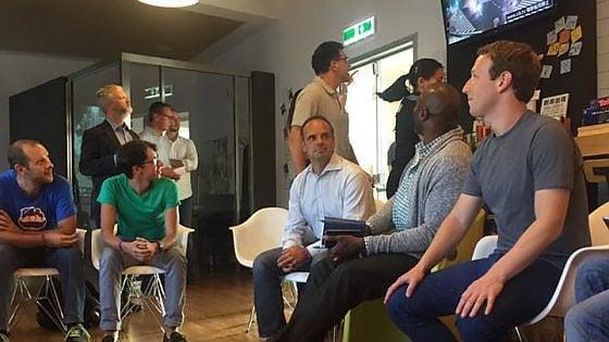 Zuckerberg a Roma, l'imprenditrice messinese Labate fra i dieci invitati al meeting riservato