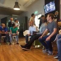 Zuckerberg a Roma, l'imprenditrice messinese Labate fra i dieci invitati