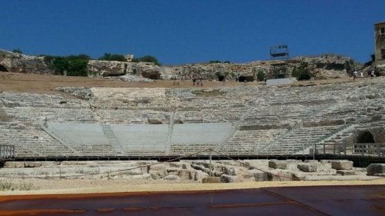 Siracusa per un giorno capitale dell'integrazione: al Teatro greco arriva la commissione Ue
