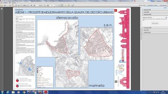 Palermo: dopo le periferie, 101 milioni per riqualificare i centri della provincia