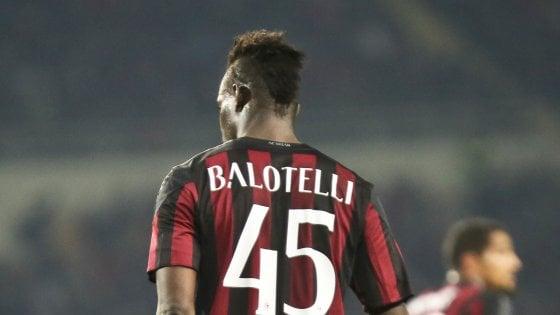 Sfuma definitivamente Balotelli in rosanero