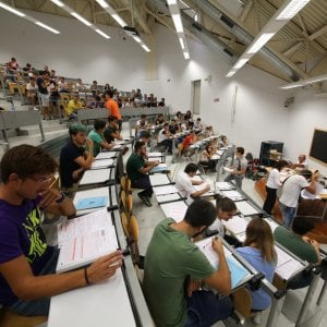 Universit al via i test per duemila aspiranti matricole for Facolta architettura palermo