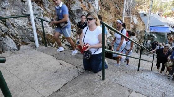 """Palermo, nasce """"Itinerarium Rosaliae"""": il cammino nei luoghi della Santuzza"""