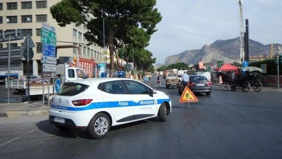 """Palermo, slitta la chiusura di via Crispi: """"Divieti tra 48 ore"""""""