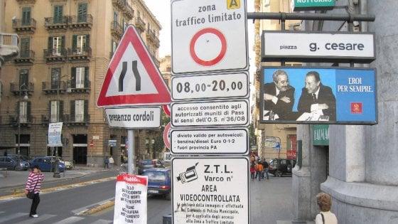 Palermo, pass Ztl al via entro il 16 settembre. Tutto quello che c'è da sapere