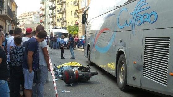 Incidenti stradali, due vittime a Palermo