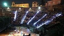 Catania: lo Stabile al Teatro greco - romano