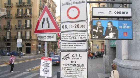 Ztl a Palermo, al via la vendita dei primi pass. Ecco la guida del Comune