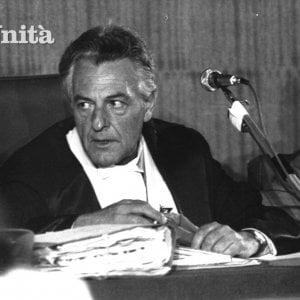 Modica: è morto Severino Santiapichi, giudice del processo Moro