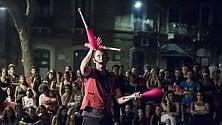 Catania, Castello Ursino è festa delle arti di strada