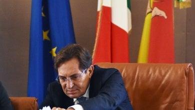 """Crocetta presenta il Patto per la Sicilia  """"Mille cantieri da aprire nell'Isola"""""""