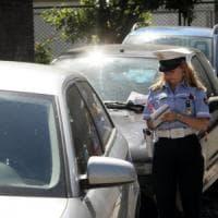 Incidente in via Messina Marine, traffico nel caos. I vigili: non prendete