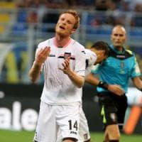 Palermo-Juve 0-1, Gazzi: