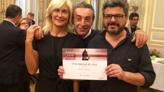 """""""Lo scambio"""" vince un premio ad Annecy"""