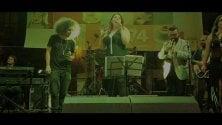 """Daria Biancardi e Shorty insieme sul palco per """"Più tua Palermo"""""""