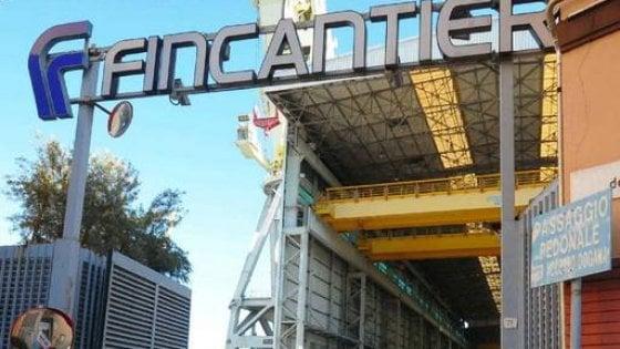 Cade gru di 60 tonnellate ai cantieri navali di Palermo, nessun operaio ferito