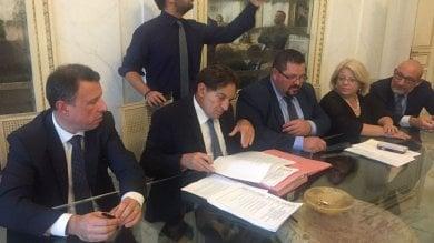 Gela: 5,8 milioni di euro per il porto Arriva la firma attesa da un anno