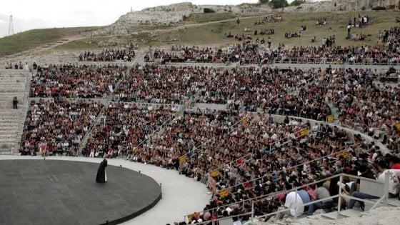 Siracusa, il programma dell'Inda: torna in scena una rarità di Euripide