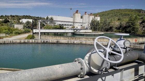 Palermo: guasto all'acquedotto, senz'acqua la zona pedemontana della città