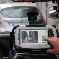 Ztl a Palermo, multe in tempo reale con i tablet