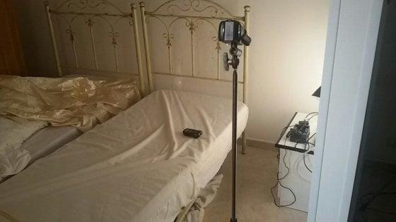 Trapani, la simulazione dei periti nel b&b della morte: rilevate infiltrazioni nella camera