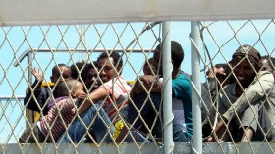 Lampedusa, il dramma dei migranti su RaiTre