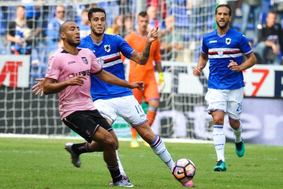 Sampdoria-Palermo 1-1 - 1 di 1 - Palermo - Repubblica.it