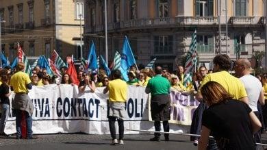 Almaviva chiude a Roma e Napoli: tagli per 2.511 persone