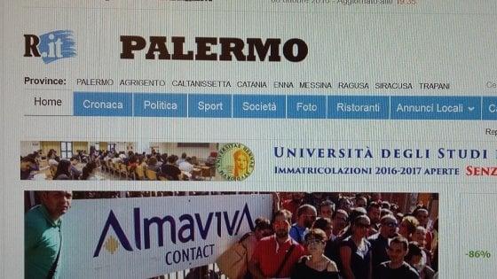 Per Repubblica Palermo 2,4 milioni di lettori in settembre