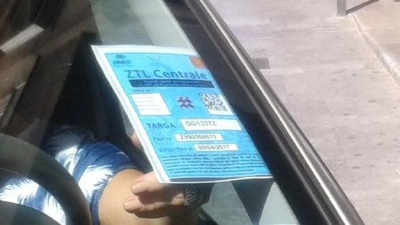 Ztl di Palermo al via stamattina: 287 multe. Abolite le targhe alterne, tutto quello che c'è da sapere