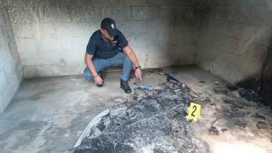 Palermo, molotov contro un casolare: due senzatetto in gravi condizioni