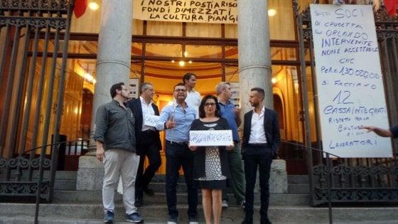"""""""Non ci sarà un'altra cassa integrazione"""": Orlando rassicura il Biondo"""