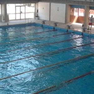 Palermo, incendio alla cabina elettrica: chiusa la piscina comunale