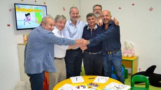 Lampedusa, l'Asp e il Meyer insieme per la cura dei bambini dell'isola