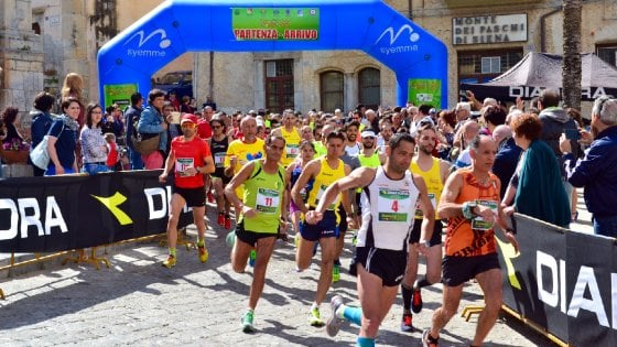 Running Sicily fa tappa a Palermo, Favorita chiusa