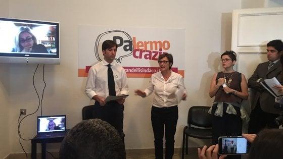 Palermo, Ferrandelli in campo per il Comune: dialogo con il centrodestra