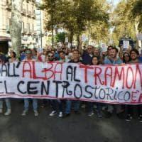 Palermo, esplode la rabbia contro la Ztl: città in tilt per la protesta