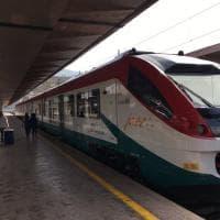 Palermo-aeroporto: il treno è in anticipo, i binari in ritardo