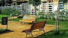 Cruillas, aperto un giardino pubblico nel terreno confiscato alla mafia