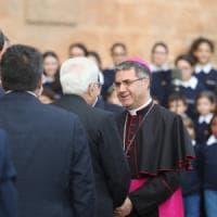 Mattarella inaugura il percorso Unesco di Palermo. L'appello di don Lorefice