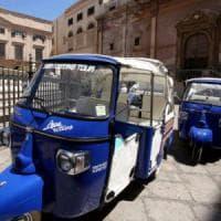 Palermo, latitante portava in giro i turisti con l'Ape calesse