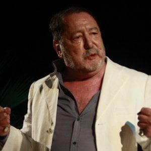 """Burruano: """"Basta col teatro, l'amore è finito"""""""