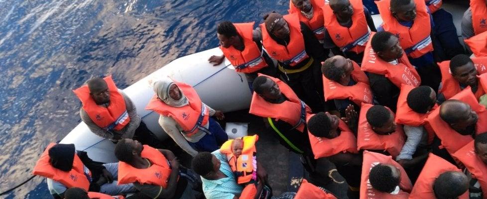 Altri 668 migranti salvati nel Canale di Sicilia. A bordo della Bourbon Argos anche quattro neonati di pochissimi mesi