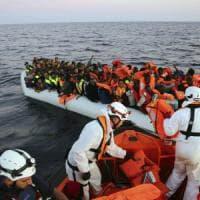 Migranti, dieci cadaveri recuperati al largo delle coste libiche