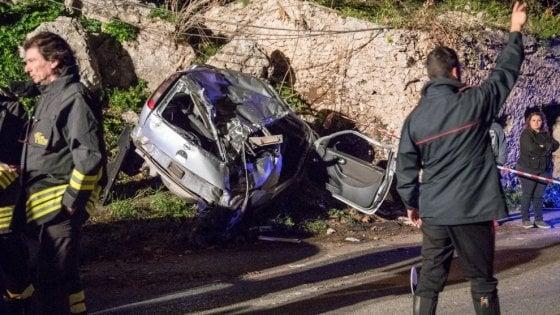 Palermo, Gabriele si risveglia dopo l'incidente a Pioppo
