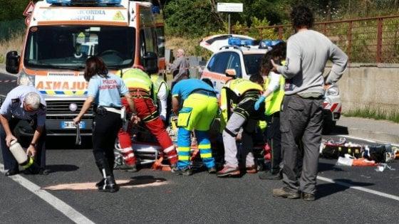 Istat: in Sicilia meno incidenti, ma aumentano i morti