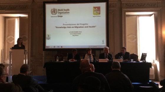 """Migranti, l'Organizzazione mondiale della sanità: """"Sicilia modello da esportare"""""""